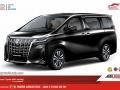 Toyota Alphard Black