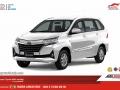Toyota New Avanza White